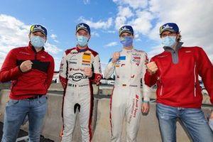#32 Audi Sport Team Audi R8 LMS GT3: Mirko Bortolotti, Robin Frijns, Christopher Haase, Markus Winkelhock