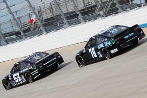 Josh Bilicki, Rick Ware Racing, Chevrolet Camaro, B.J. McLeod, B.J. McLeod Motorsports, Chevrolet Camaro