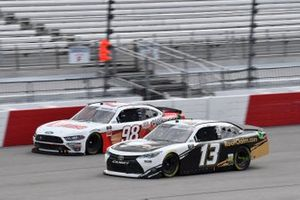 Stephen Leicht, Motorsports Business Management, Toyota Camry RoofClaim.com Chase Briscoe, Stewart-Haas Racing, Ford Mustang Go Bowling