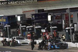 Stefan Parsons, B.J. McLeod Motorsports, Toyota Supra Springrates, Gray Gaulding, SS Green Light Racing, Chevrolet Camaro Walk-Ons.com