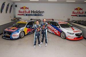 Jamie Whincup, Shane van Gisbergen, Triple Eight Race Engineering