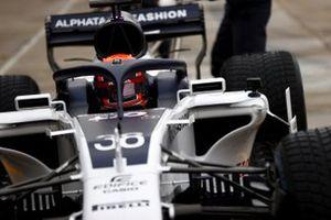 Yuki Tsunoda, Honda Formula Dream Project sort du garage