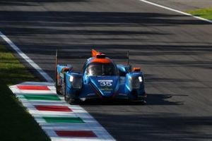 #35 BHK Motorsport Oreca 07 - Gibson: Francesco Dracone, Sergio Campana