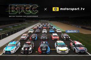 BTCC su Motorsport.tv