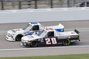 Spencer Boyd, Young's Motorsports, Chevrolet Silverado Concealment Express Dawson Cram, Cram Enterprises, Chevrolet Silverado