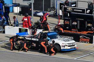 Sheldon Creed, GMS Racing, Chevrolet Silverado Chevy Truck Month