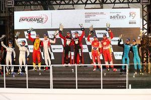 Pódio da Endurance Series em 2019