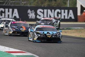 Emanuele Maria Tabacchi, Rossocorsa, Ferrari 488 Challenge Evo