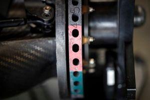 Brake disc, details