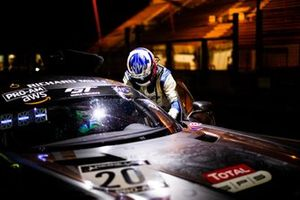 #20 SPS Automotive Performance Mercedes-AMG GT3 Pro-Am Cup
