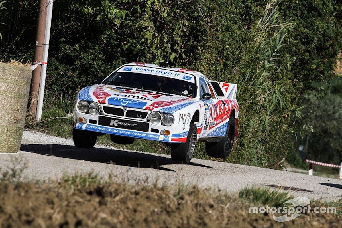 Marco Bianchini, Giulia Paganoni, Key Sport Engeneering, Lancia Rally 037