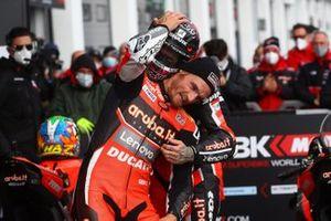 Scott Redding, Aruba.it Racing Ducati, Chaz Davies, ARUBA.IT Racing Ducati