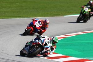 Eugene Laverty, BMW Motorrad WorldSBK Team, Leon Haslam, Team HRC