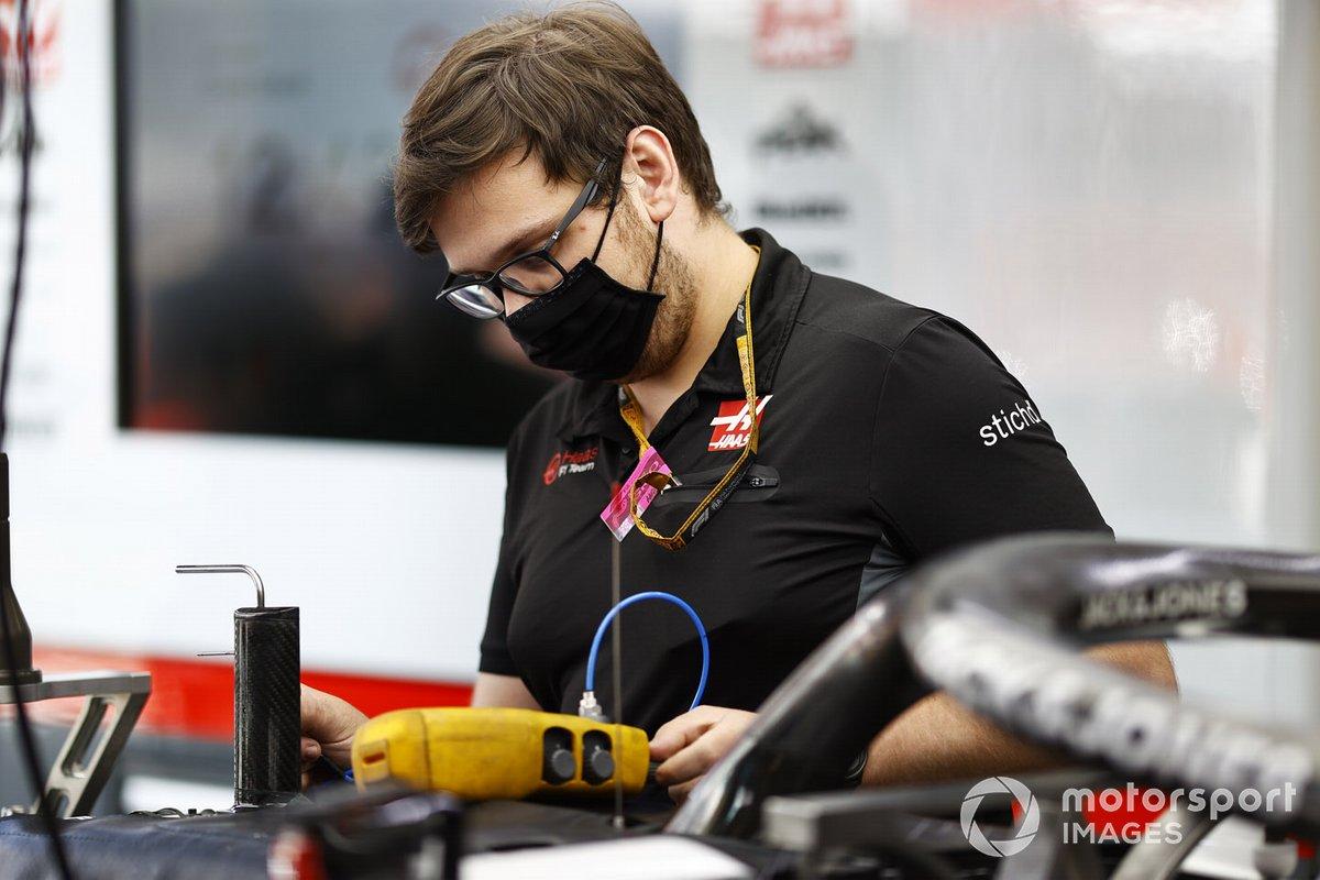 Miembro de Haas F1