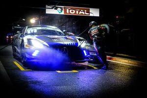 #88 Mercedes-AMG Team AKKA ASP Mercedes-AMG GT3: Раффаэле Марчелло, Тимур Богуславский, Фелипе Фрага