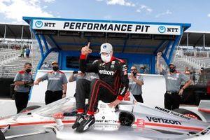 NTT P1 Award winner Will Power, Team Penske Chevrolet