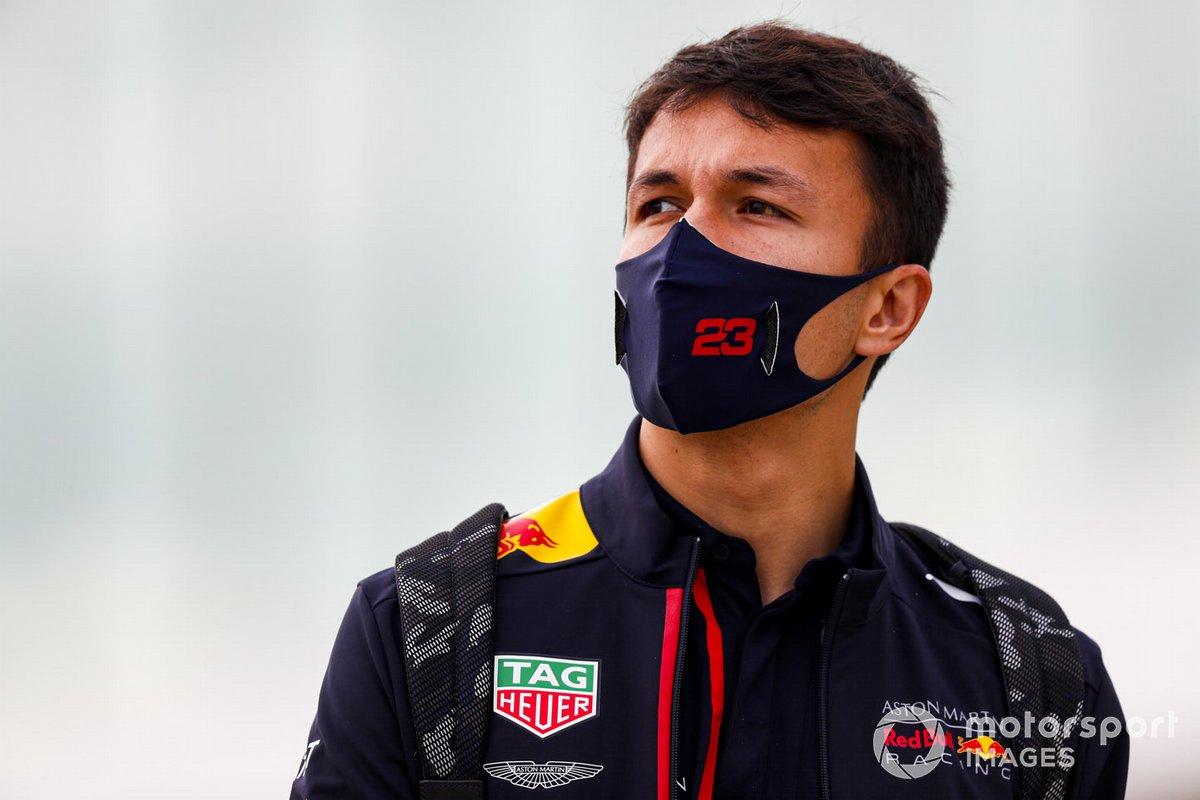 Алекс Элбон, Red Bull Racing, 2 млн евро