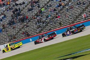 Matt Crafton, ThorSport Racing, Ford F-150 Chi Chi's/Menard's, Dylan Lupton, DGR-Crosley, Ford F-150 Ford Crosley, Raphael Lessard, Kyle Busch Motorsports, Toyota Tundra CANAC
