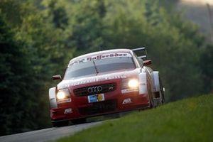 Karl Wendlinger, Christian Abt, Kris Nissen, Marco Werner Abt Sportsline Audi TT-R fini à la 2ème place
