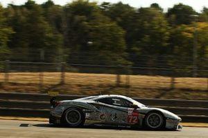 #72 Hub Auto Racing Ferrari 488 GTE EVO: Morris Chen, Tom Blomqvist, Marcos Gomes