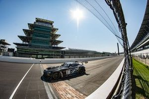 #63 DXDT Racing Mercedes-AMG GT3: David Askew, Ryan Dalziel, Ben Keating