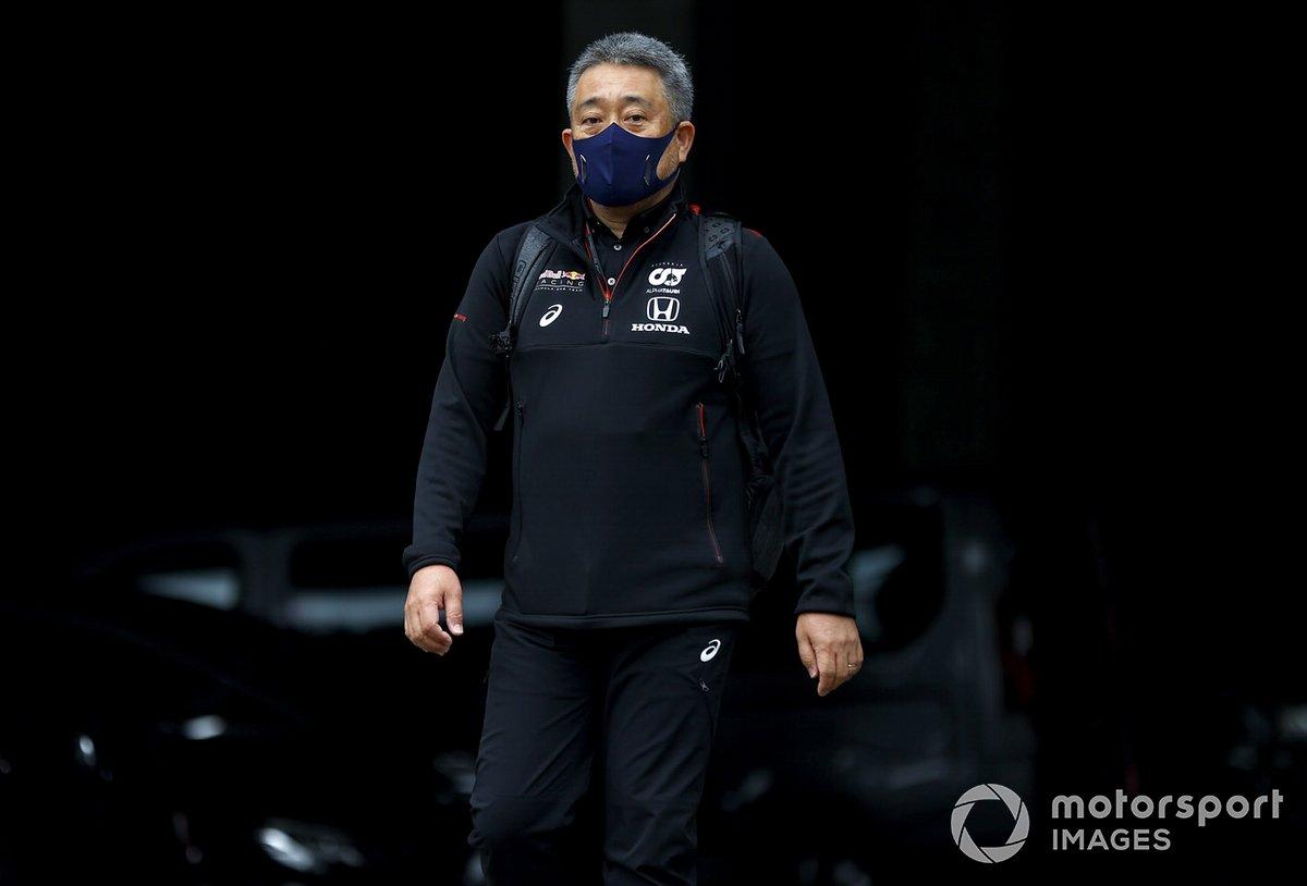 Masashi Yamamoto, director ejecutivo de Honda Motorsport