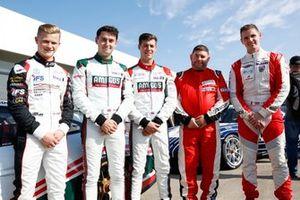 Daniel Harper, JTR, Sebastian Perez, JTR, George Gamble, JTR, John Ferguson, MRS Cup-Racing, Josh Webster, Team Project 1 - FACH