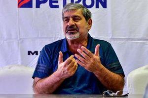 Vicky Chandhok, Vice Chairman, Madras Motor Sport Club