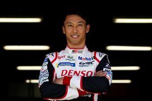 #8 Toyota Gazoo Racing Toyota TS050 - Hybrid: Kazuki Nakajima