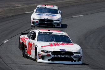 Cole Custer, Stewart-Haas Racing, Ford Mustang Haas Automation and Chase Briscoe, Stewart-Haas Racing, Ford Mustang Ford Performance