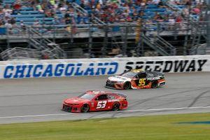 Josh Bilicki, Rick Ware Racing, Chevrolet Camaro Matt DiBenedetto, Leavine Family Racing, Toyota Camry Procore
