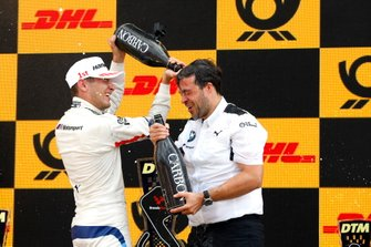 Podium: Marco Wittmann, BMW Team RMG