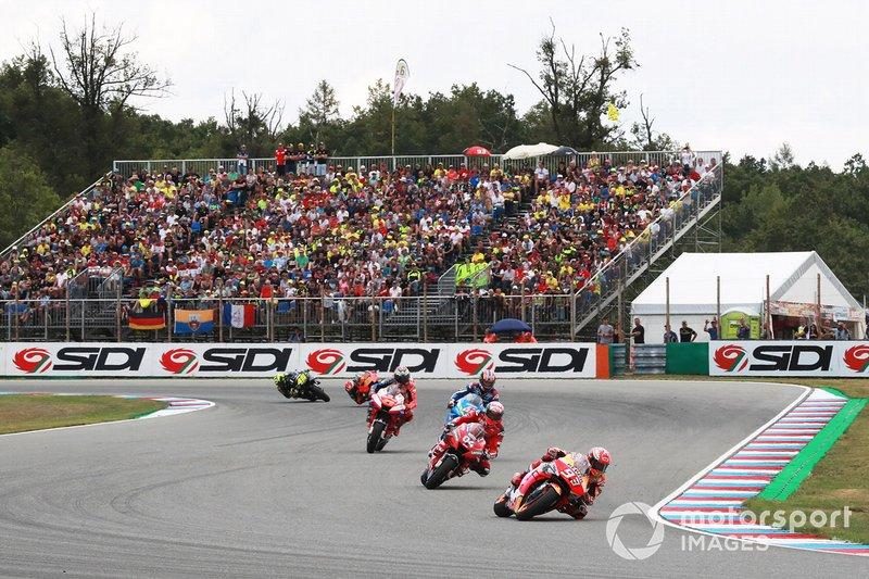 Brno - GP de la República Checa 2019: 186.793 espectadores (187.348 en 2018)