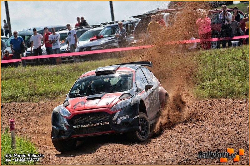 Samsonas Rally Rokiskis 2019