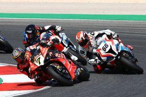 Chaz Davies, Aruba.it Racing-Ducati Team, Tom Sykes, BMW Motorrad WorldSBK Team