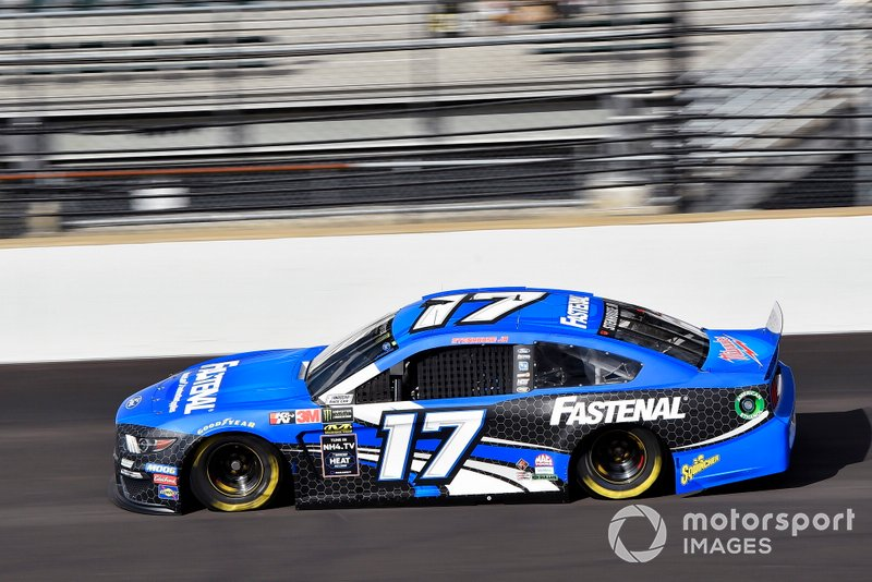21st: Ricky Stenhouse Jr., Roush Fenway Racing - Must win