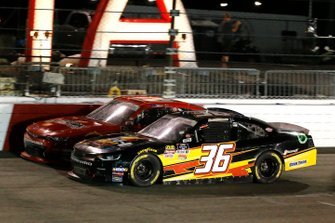 Josh Williams, DGM Racing, Chevrolet Camaro Harkin Construction