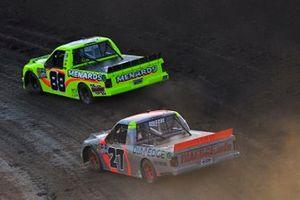 Matt Crafton, ThorSport Racing, Ford F-150 Ideal Door/Menards and Chase Briscoe, ThorSport Racing, Ford F-150 DiaEdge