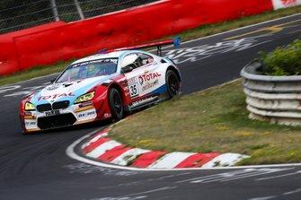 #35 Walkenhorst Motorsport BMW M6 GT3: Rudi Adams, Hunter Abbott, Jordan Tresson, Jörn Schmidt-Staade