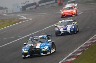 #801 Audi RS3 – TCR: Håkon Schjærin, Atle Gulbrandsen, Kenneth Østvold, Anders Lindstad,