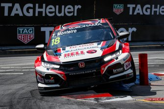 Тьягу Монтейру, KCMG, Honda Civic Type R TCR (FK8)