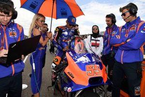 Хафиз Сьяхрин, Red Bull KTM Tech 3