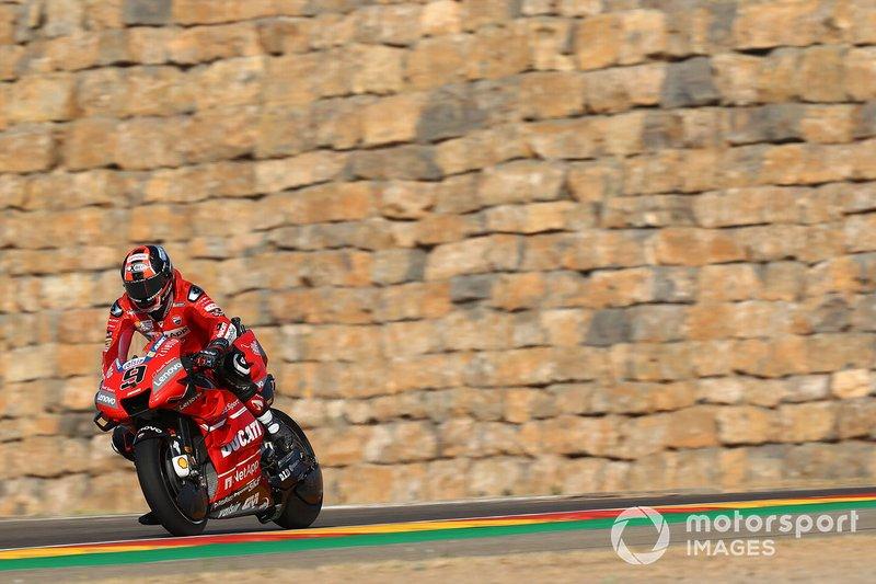 14º Danilo Petrucci, Ducati Team