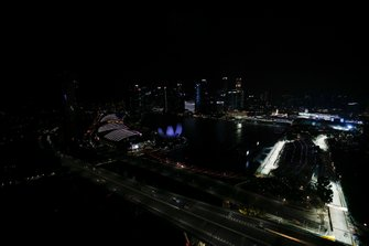A scenic view of Singapore