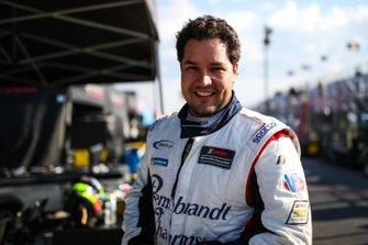 #52 PR1 Mathiasen Motorsports ORECA LMP2, LMP2: Eric Lux