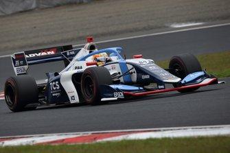 Alex Parrow, TCS NAKAJIMA RACING
