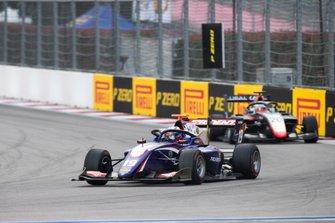 Niko Kari, Trident and Leonardo Pulcini, Hitech Grand Prix