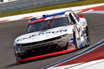 Tyler Reddick, Richard Childress Racing, Chevrolet Camaro Emerson