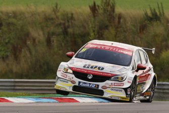 Jason Plato, Power Maxed Racing Vauxhall