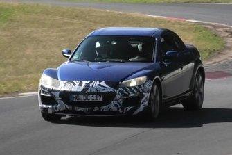 Mazda RX8 casus foto